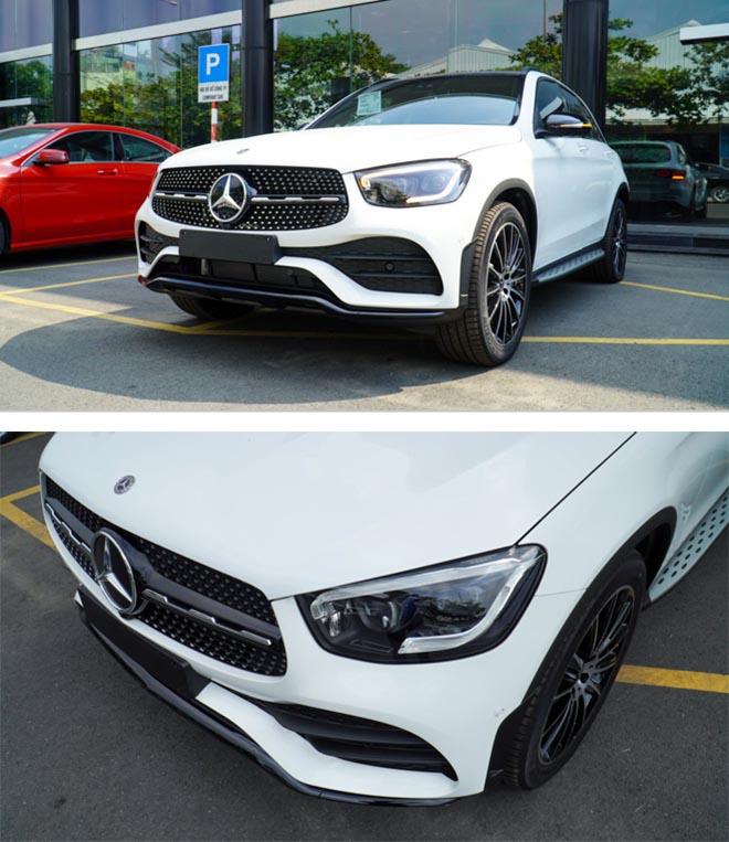 Chi tiết Mercedes-Benz GLC 300 phiên bản nâng cấp mới tại nhà máy - 1