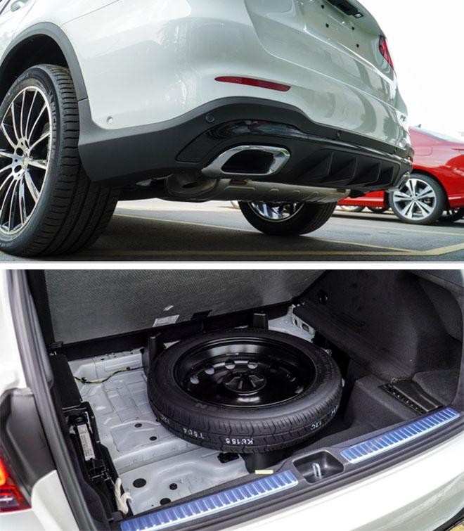 Chi tiết Mercedes-Benz GLC 300 phiên bản nâng cấp mới tại nhà máy - 10