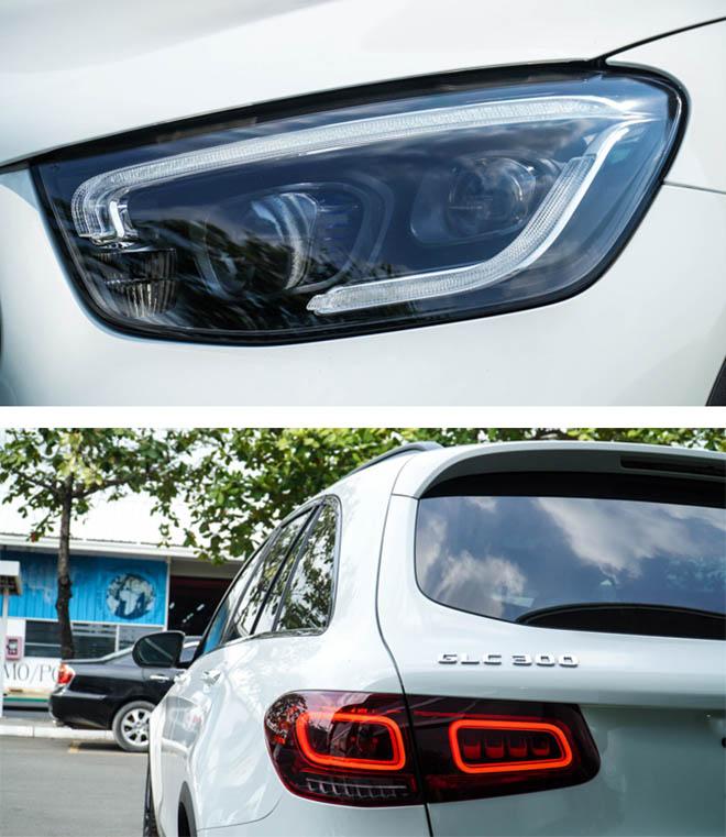Chi tiết Mercedes-Benz GLC 300 phiên bản nâng cấp mới tại nhà máy - 3