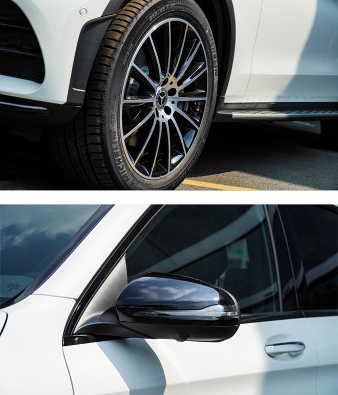 Chi tiết Mercedes-Benz GLC 300 phiên bản nâng cấp mới tại nhà máy - 11