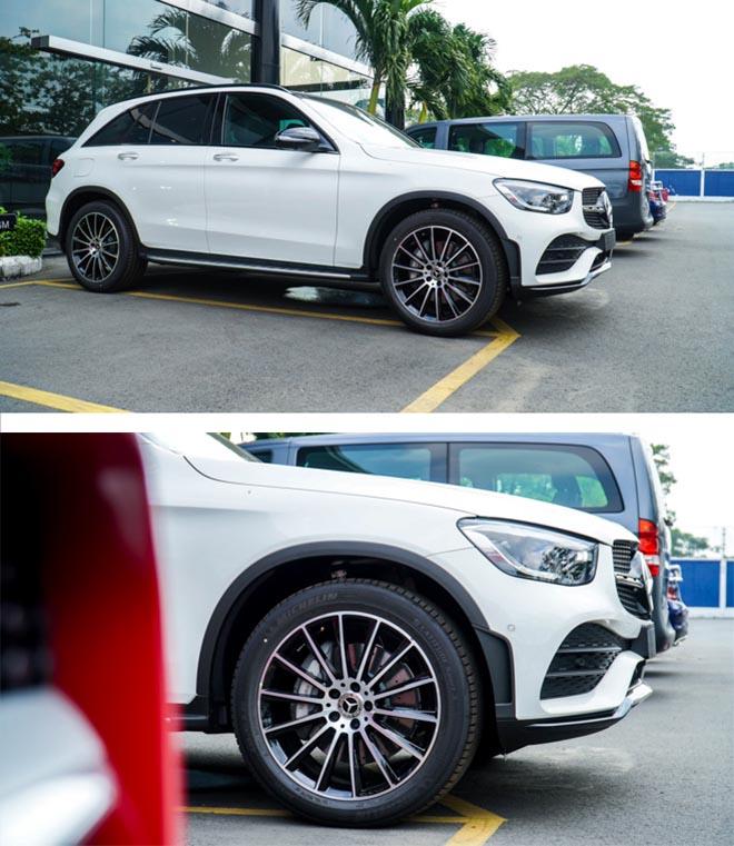Chi tiết Mercedes-Benz GLC 300 phiên bản nâng cấp mới tại nhà máy - 13
