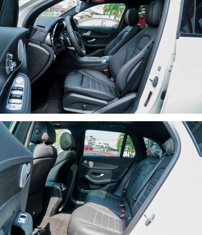 Chi tiết Mercedes-Benz GLC 300 phiên bản nâng cấp mới tại nhà máy - 4