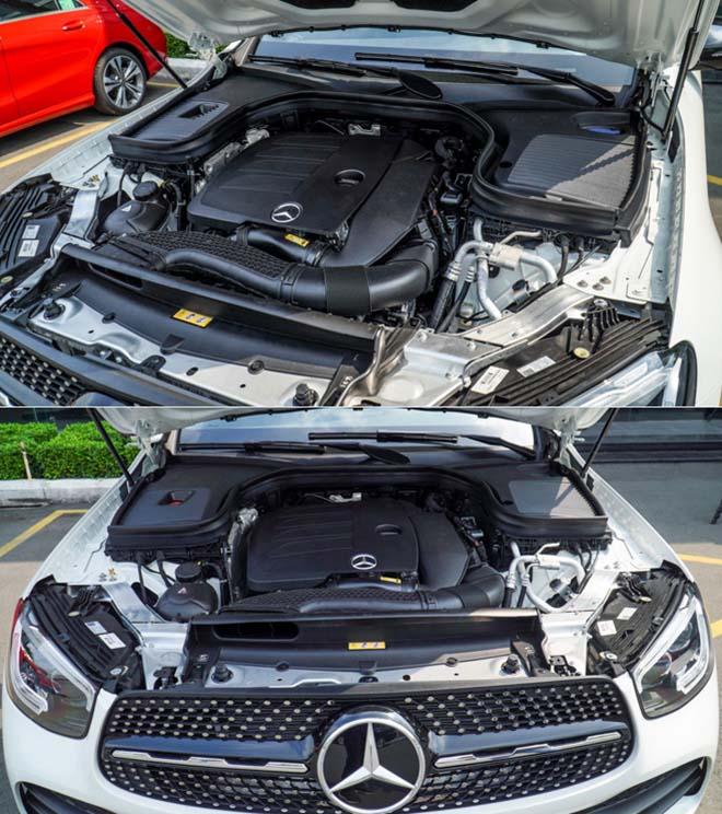 Chi tiết Mercedes-Benz GLC 300 phiên bản nâng cấp mới tại nhà máy - 6