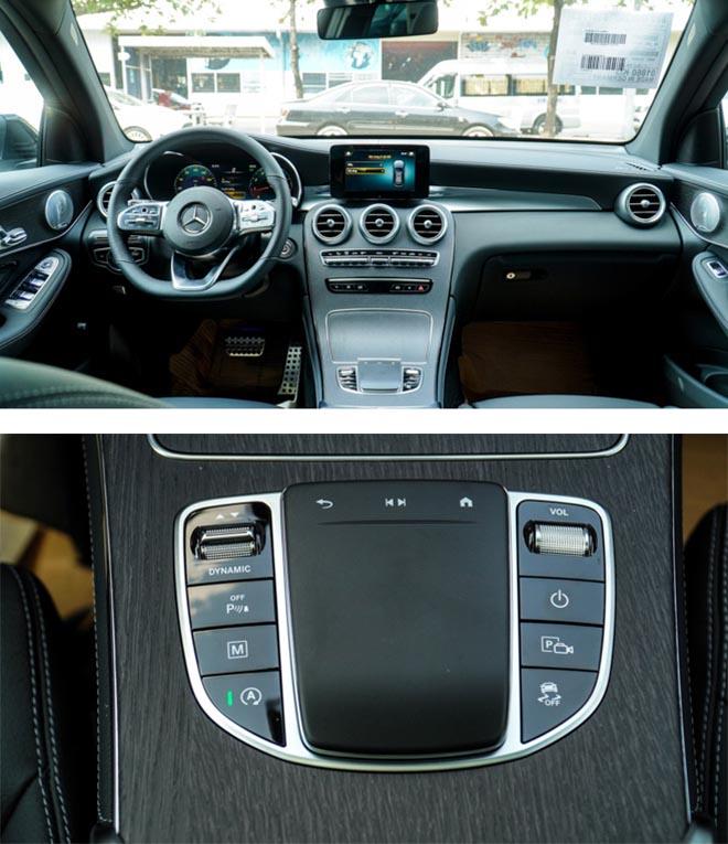 Chi tiết Mercedes-Benz GLC 300 phiên bản nâng cấp mới tại nhà máy - 8