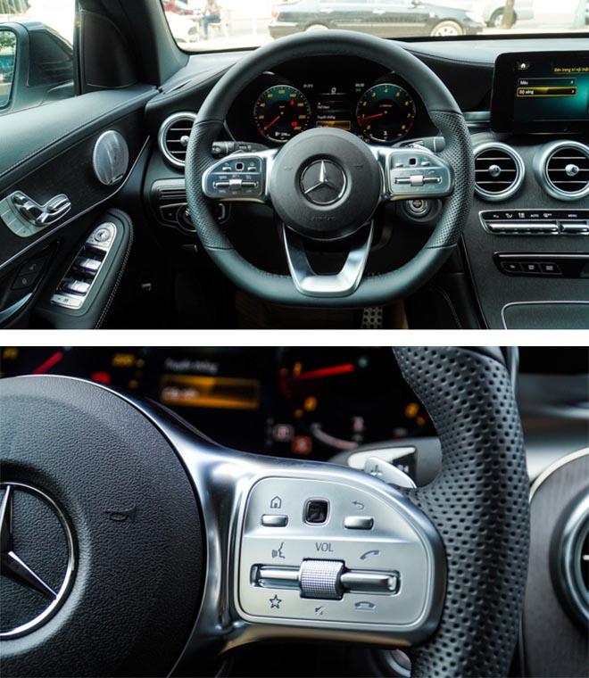 Chi tiết Mercedes-Benz GLC 300 phiên bản nâng cấp mới tại nhà máy - 7