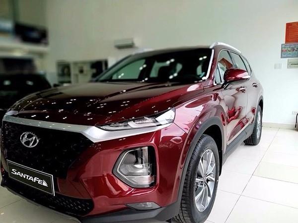 New Santafe giá tốt nhất dịp Tết Canh Tý 2020 tại Hyundai Ninh Bình