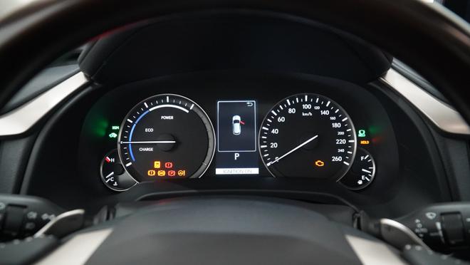 Soi chi tiết mẫu xe Lexus RX450h phiên bản 2020, giá hơn 4,6 tỷ đồng - 14