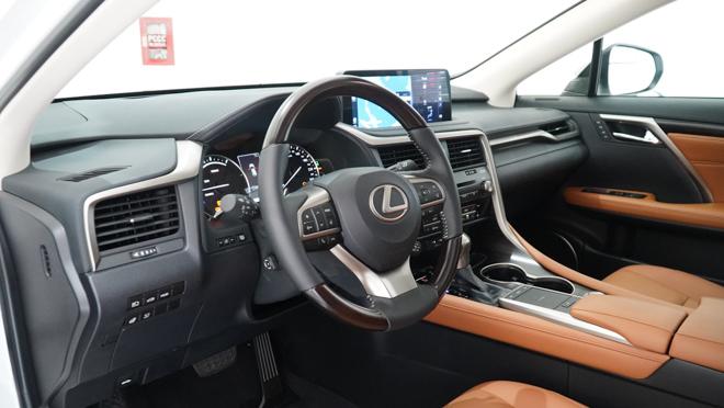 Soi chi tiết mẫu xe Lexus RX450h phiên bản 2020, giá hơn 4,6 tỷ đồng - 13