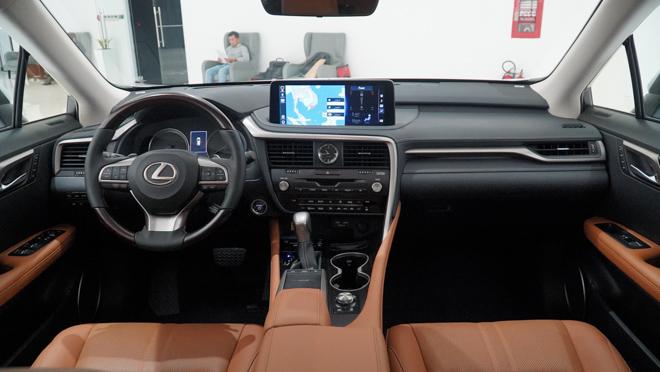 Soi chi tiết mẫu xe Lexus RX450h phiên bản 2020, giá hơn 4,6 tỷ đồng - 4