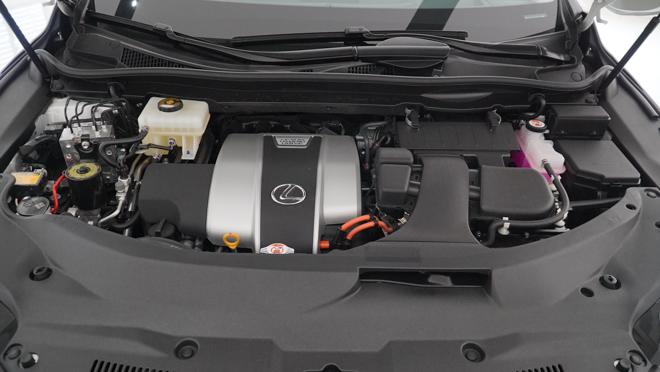 Soi chi tiết mẫu xe Lexus RX450h phiên bản 2020, giá hơn 4,6 tỷ đồng - 6