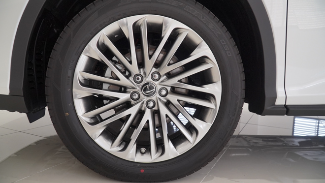 Soi chi tiết mẫu xe Lexus RX450h phiên bản 2020, giá hơn 4,6 tỷ đồng - 9
