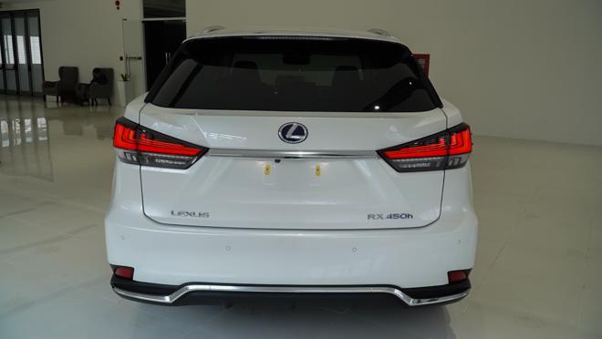 Soi chi tiết mẫu xe Lexus RX450h phiên bản 2020, giá hơn 4,6 tỷ đồng - 8