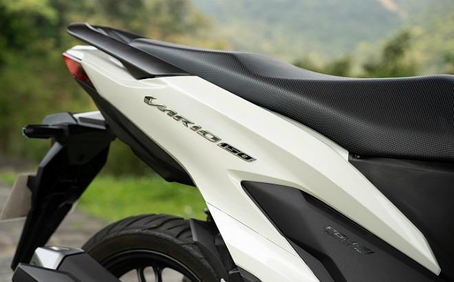 Đánh giá toàn diện Honda Vario 150, xe ga nhập khẩu hấp dẫn - 12