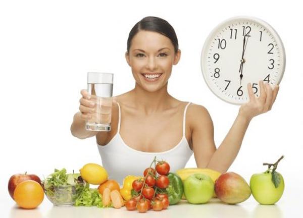 Thực hư chuyện giảm cân bằng ăn chay - 2