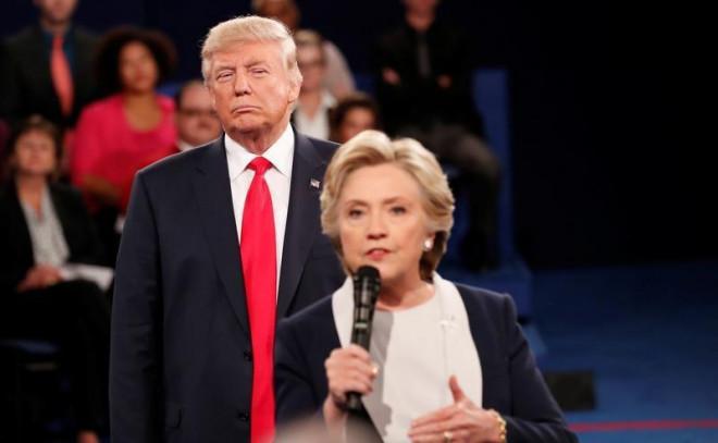 Năm 2016 Tổng thống Trump thua cả 3 cuộc tranh luận nhưng... - 2