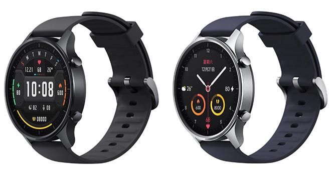 Xiaomi tung smartwatch pin siêu trâu, giá ngạc nhiên - 1