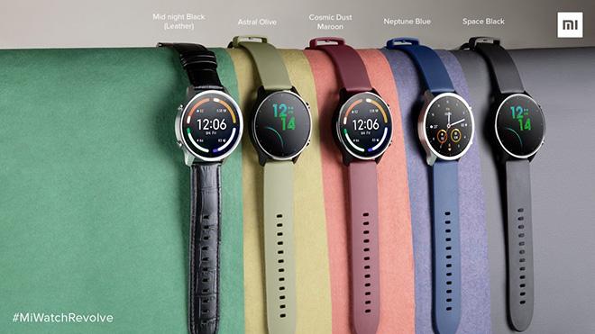 Xiaomi tung smartwatch pin siêu trâu, giá ngạc nhiên - 2