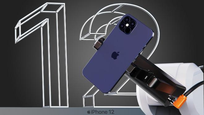 Lộ diện đến 5 mẫu iPhone 12 sắp ra mắt - 2
