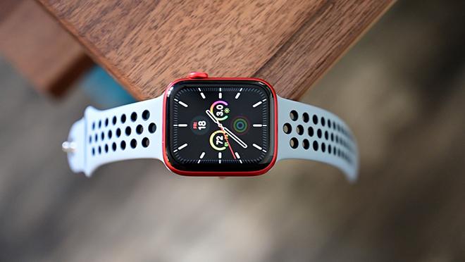 Chiếc đồng hồ thông minh đáng mua nhất năm nay - Apple Watch Series 6 - 2