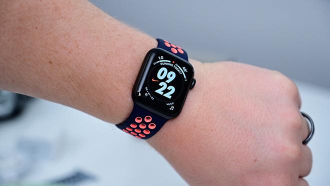 Chiếc đồng hồ thông minh đáng mua nhất năm nay - Apple Watch Series 6 - 3