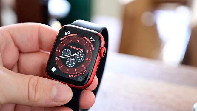 Chiếc đồng hồ thông minh đáng mua nhất năm nay - Apple Watch Series 6 - 1