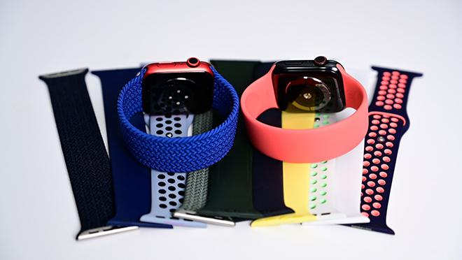 Chiếc đồng hồ thông minh đáng mua nhất năm nay - Apple Watch Series 6 - 11