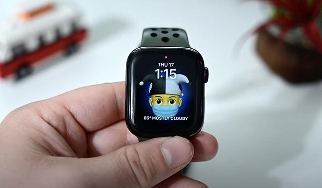 Chiếc đồng hồ thông minh đáng mua nhất năm nay - Apple Watch Series 6 - 4