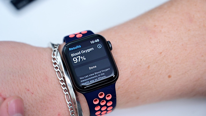 Chiếc đồng hồ thông minh đáng mua nhất năm nay - Apple Watch Series 6 - 9