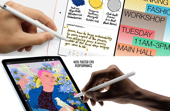 Nên mua iPad 8 giá rẻ hay iPad Air 4 2020 thiết kế đẹp hơn? - 4