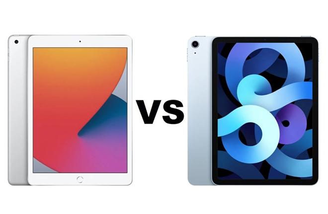 Nên mua iPad 8 giá rẻ hay iPad Air 4 2020 thiết kế đẹp hơn? - 1