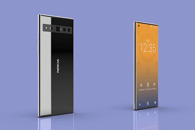 Nokia N trở lại với thiết kế tuyệt hảo - 2