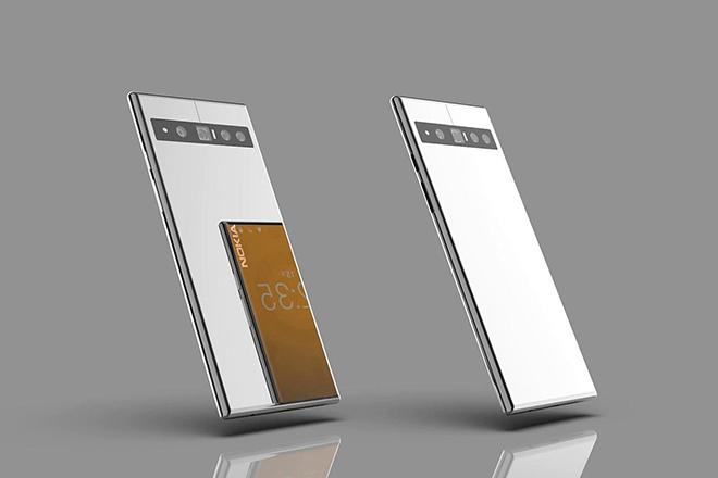 Nokia N trở lại với thiết kế tuyệt hảo - 4