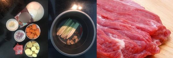 Cách nấu bò kho bánh mì tuyệt hảo - Món ngon gia đình hấp dẫn - 2