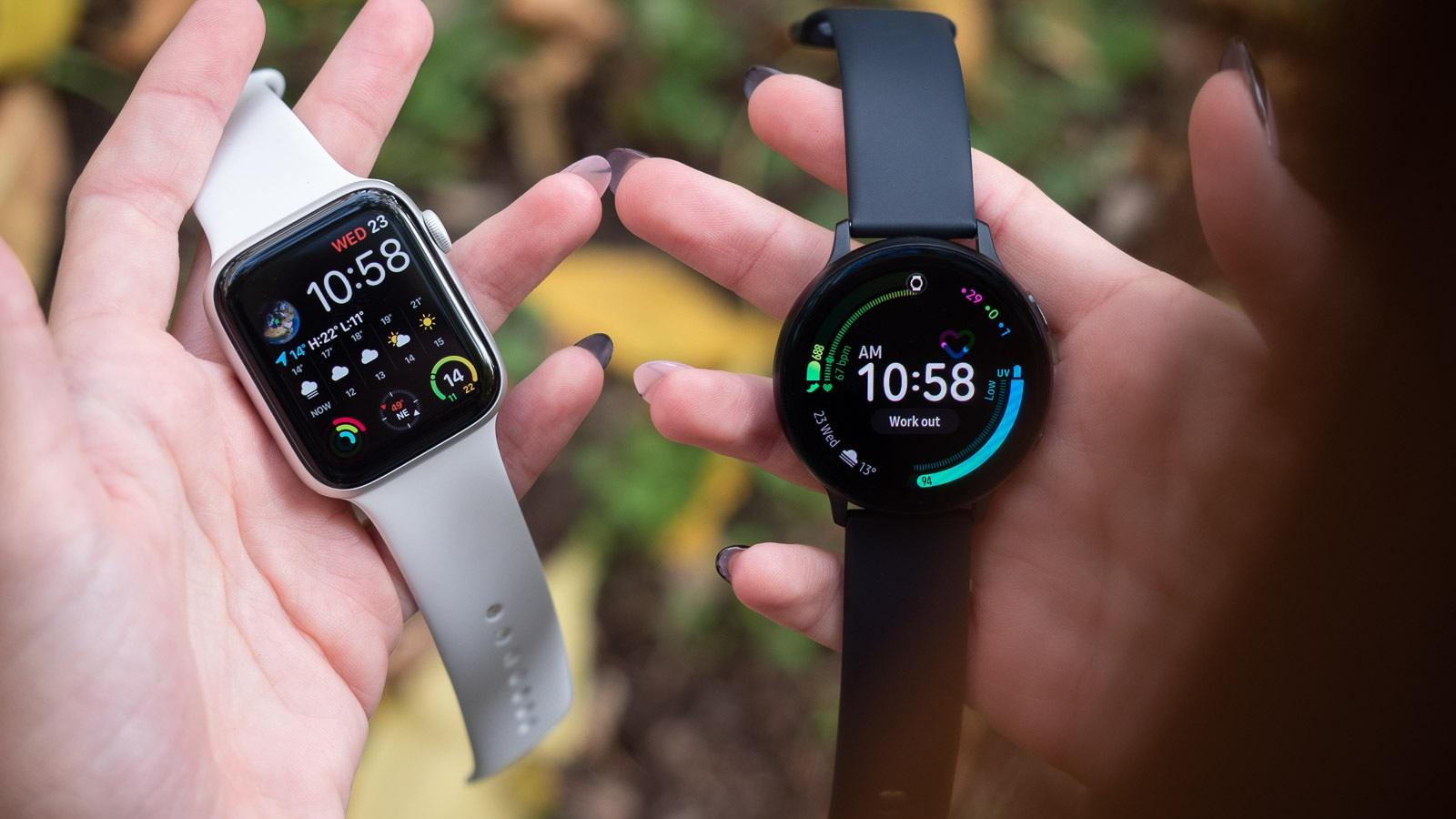 Galaxy Watch 3 vs Apple Watch Series 5: Đâu là sự lựa chọn tuyệt nhất cho bạn? - 2