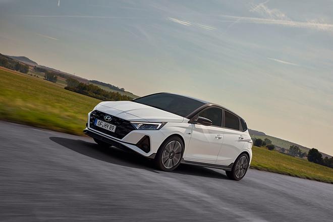 Hyundai i20 N-Line ra mắt, trang bị động cơ 1.0L TGDI - 6