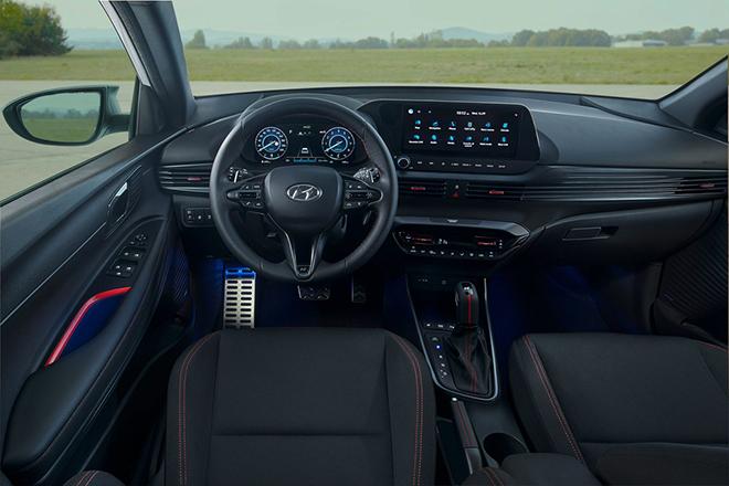 Hyundai i20 N-Line ra mắt, trang bị động cơ 1.0L TGDI - 4