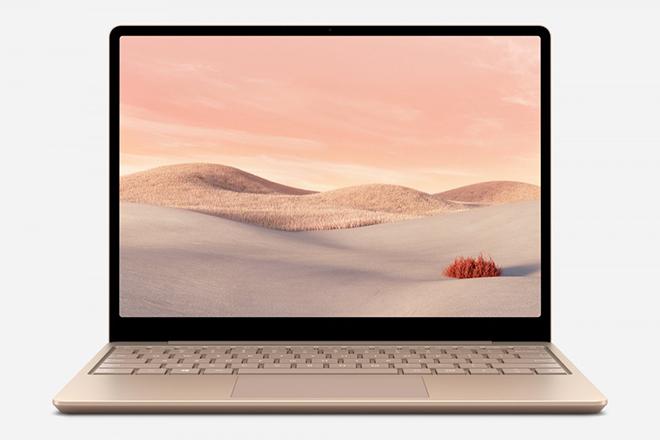 """Microsoft tung cặp laptop Surface Laptop Go và Surface Pro X, giá siêu """"thân thiện"""" - 1"""