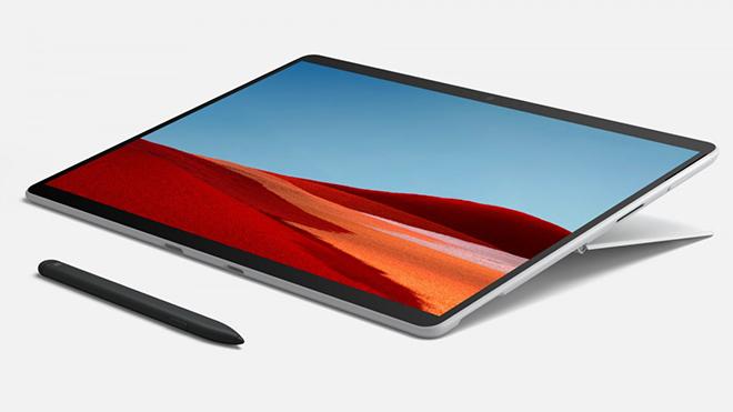 """Microsoft tung cặp laptop Surface Laptop Go và Surface Pro X, giá siêu """"thân thiện"""" - 2"""