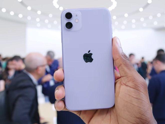 iPhone SE 5G phong cách iPhone 11 ra mắt năm 2022 - 1
