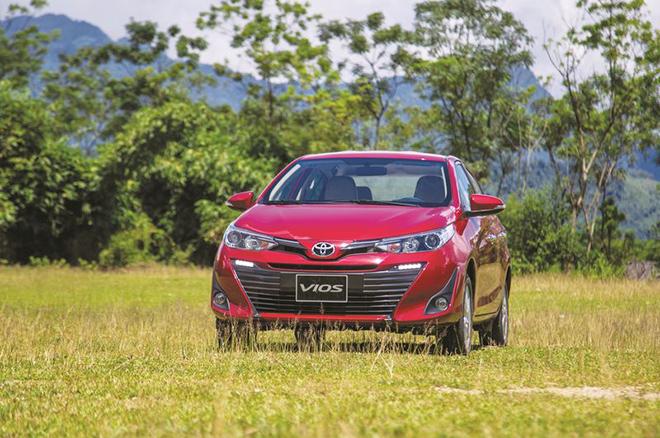 Giá xe Toyota Vios lăn bánh tháng 10/2020 - 3