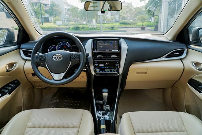 Giá xe Toyota Vios lăn bánh tháng 10/2020 - 7