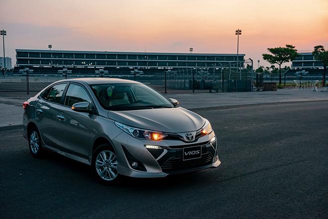 Giá xe Toyota Vios lăn bánh tháng 10/2020 - 11