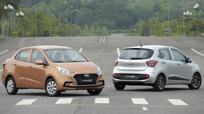 Điểm danh 5 mẫu xe ô tô rẻ nhất thị trường Việt Nam - 2