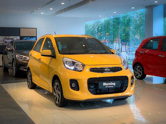 Điểm danh 5 mẫu xe ô tô rẻ nhất thị trường Việt Nam - 1