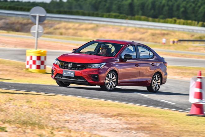 Rộ tin Honda City thế hệ mới sắp về Việt Nam có 3 phiên bản và 2 loại động cơ - 8
