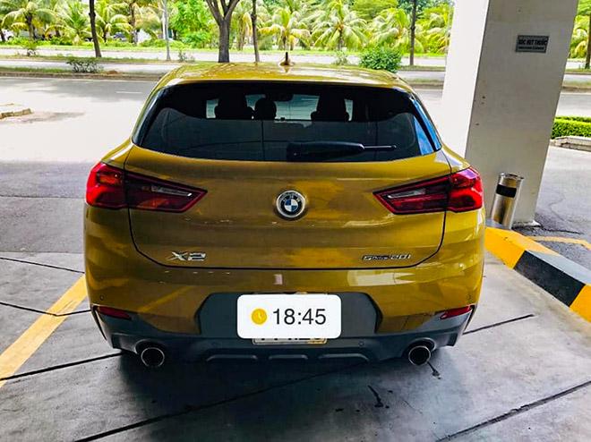 Xe SUV cỡ nhỏ BMW X2 mất giá nặng sau hai năm sử dụng - 3