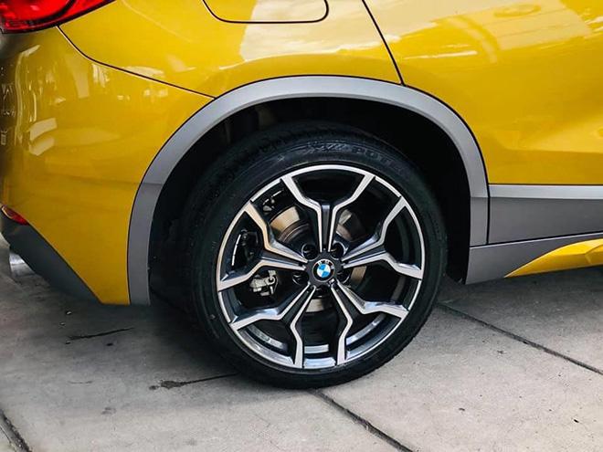 Xe SUV cỡ nhỏ BMW X2 mất giá nặng sau hai năm sử dụng - 6