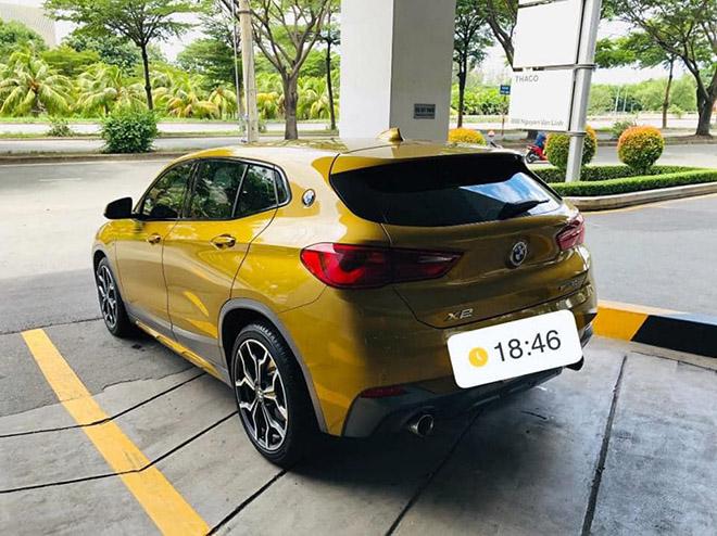 Xe SUV cỡ nhỏ BMW X2 mất giá nặng sau hai năm sử dụng - 7