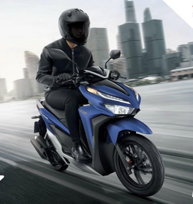 Đánh giá chi tiết 2021 Honda Click giá từ 37,86 triệu đồng - 1