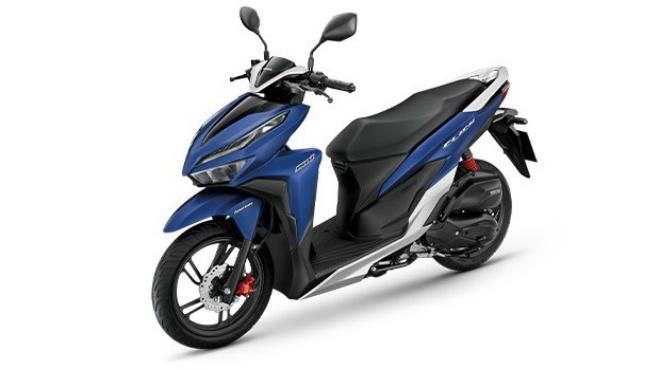 Đánh giá chi tiết 2021 Honda Click giá từ 37,86 triệu đồng - 2